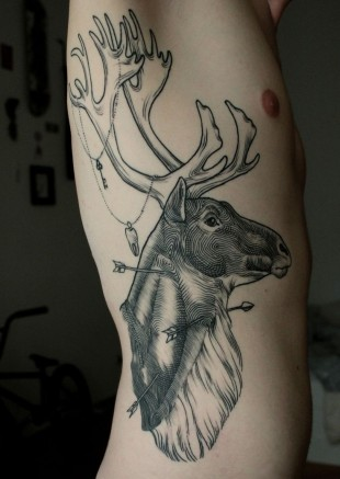 The Hunt Tattoo