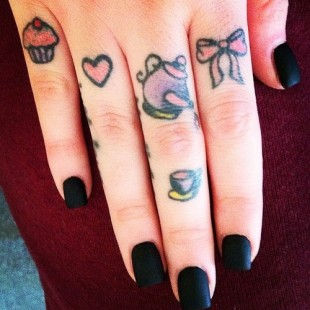 A Lot of Cuteness Tattoo