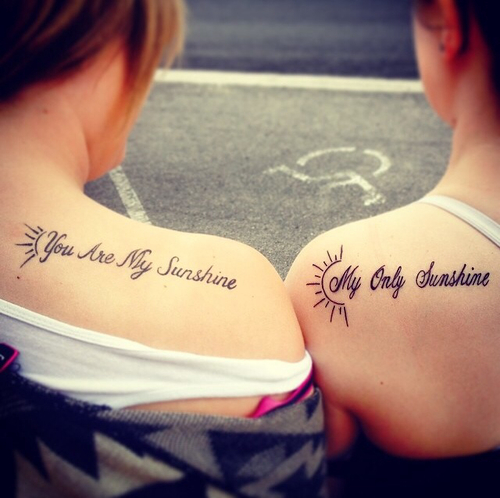 my only sunshine tattoo tattoos pinterest sunshine tattoos tattoos and body art and my. Black Bedroom Furniture Sets. Home Design Ideas